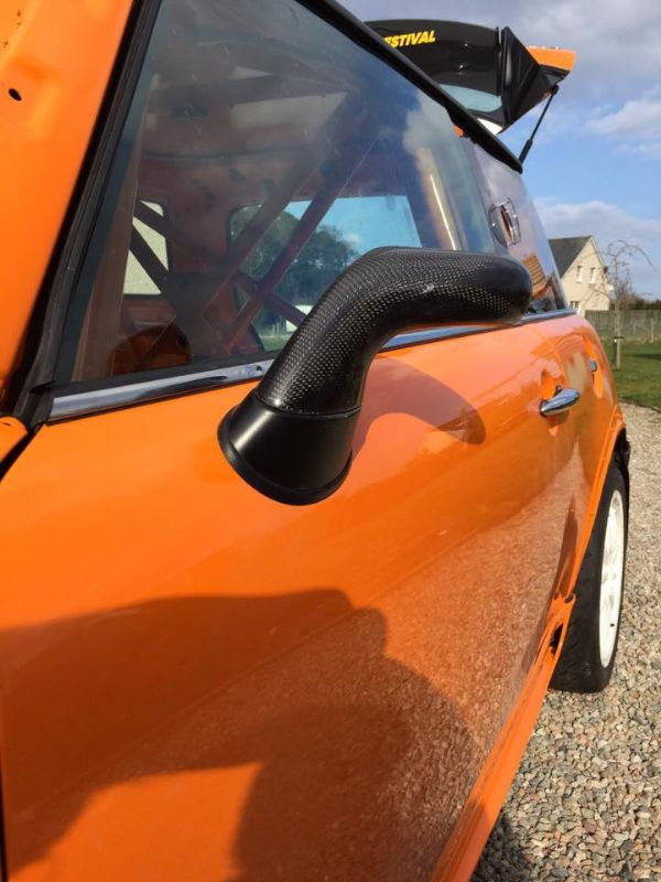BMW Mini Carbon Door Mirror L/H. RT0974/OE